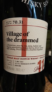 SMWS 70.31 - Village of the drammed