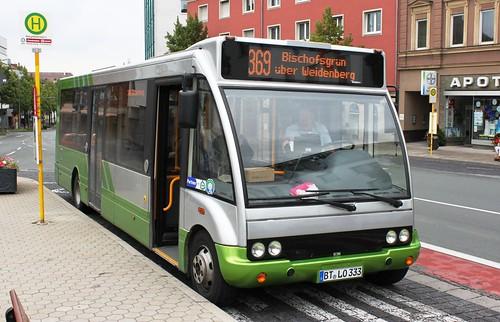 M. Losert Bayreuth BT-LO 333 (Optare Solo M 1020)