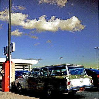 JFK - Ford Falcon Station Wagon
