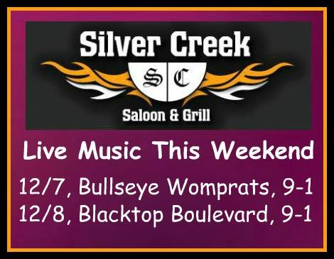 Silver Creek Poster 12-7-18