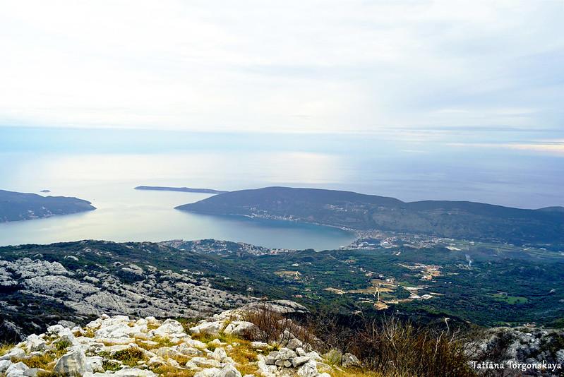 Вид на залив с Каменски Кабао