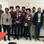 Dollarway High School Students and Paul-Pine Bluff, Arkansas
