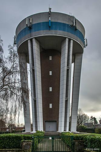 Borsbeek, Watertoren.