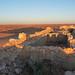 Pevnost Tisavar, za ní Sahara, foto: Petr Nejedlý