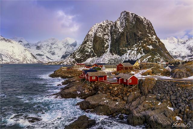 Hamnøy, Lofoten Norway