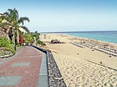 Espagne, l'île de Fuerteventura