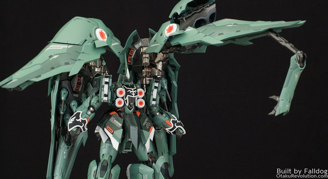 Steel Legend Metal Build Kshatriya 1