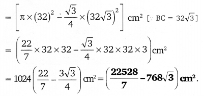 NCERT Solutions for Class 10 Maths Chapter 12 Areas Related to Circles 44