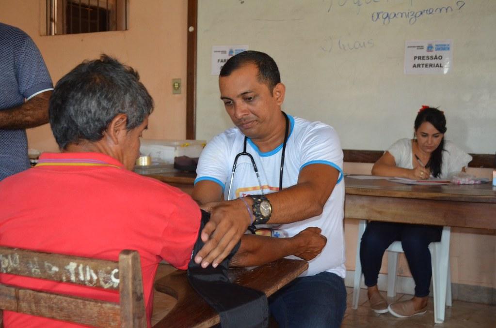 Cuba decide sair do programa Mais Médicos após ameaça de Bolsonaro, medico cubano em Santarém