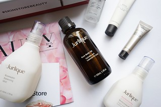 Jurlique X SkinStore limited edition beauty box | by sarahsatongar