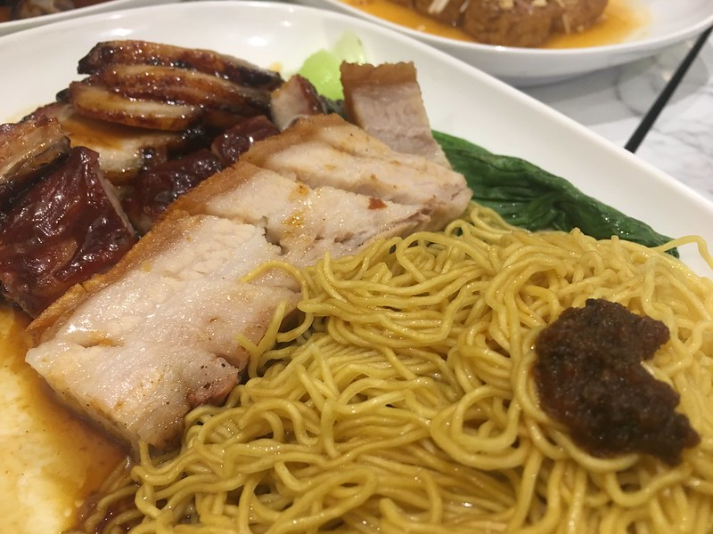 Hawker Chan, SM North EDSA