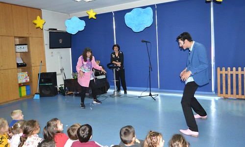 Festa de Natal das Escolas e Jardins de Infância