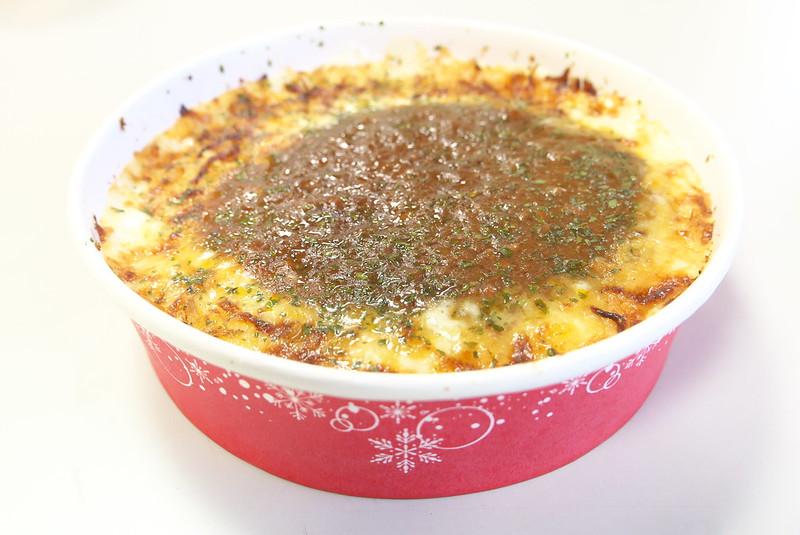 セブンイレブン こんがりチーズのミートドリア298