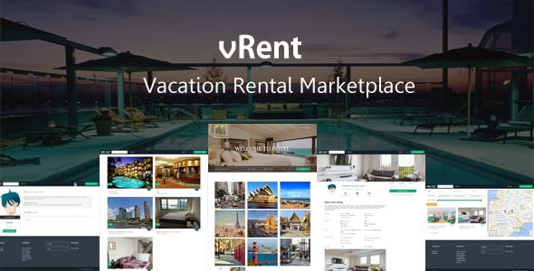 vRent v2.1 - Vacation Rental Marketplace