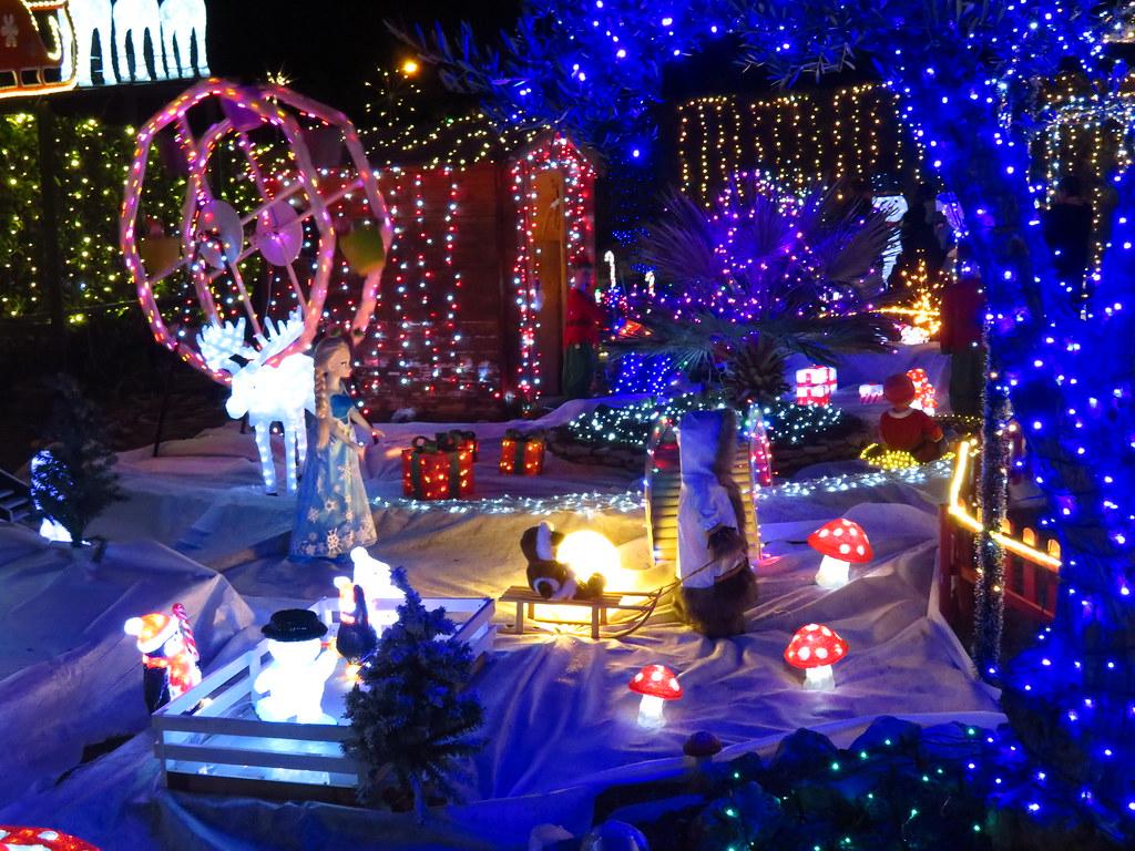 Maison du père Noël 2018 MEYREUIL
