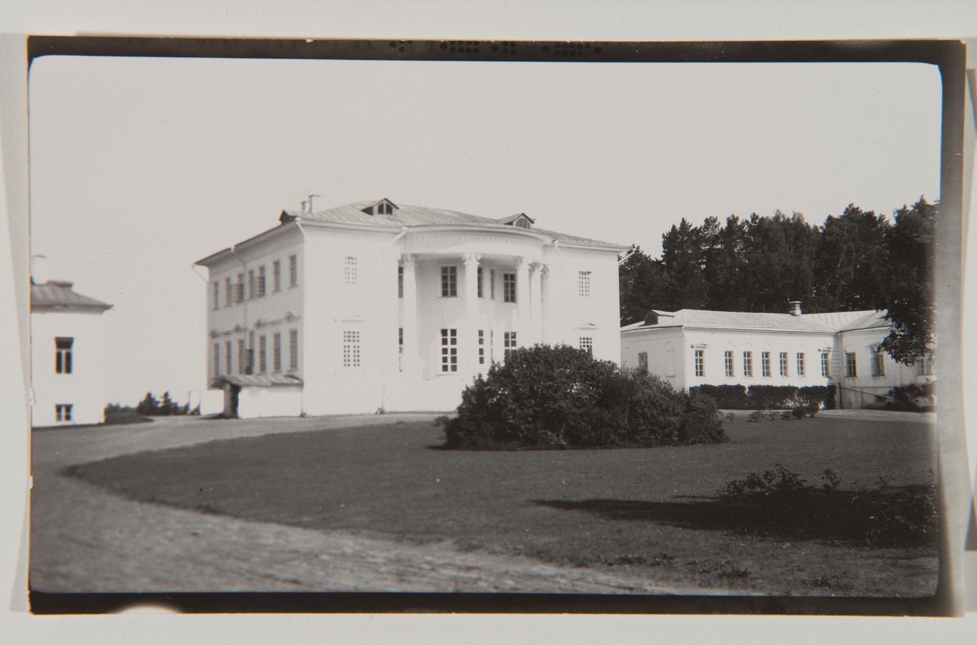 1911. Усадебный дом во Введенском