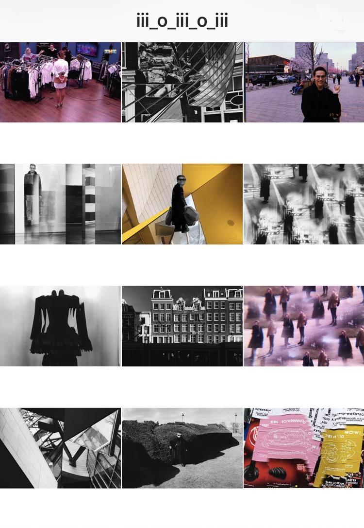 DISTRICT F — INSTAGRAM THEME IDEAS Идеи визуальных сеток для Инстаграма тридцать кн два