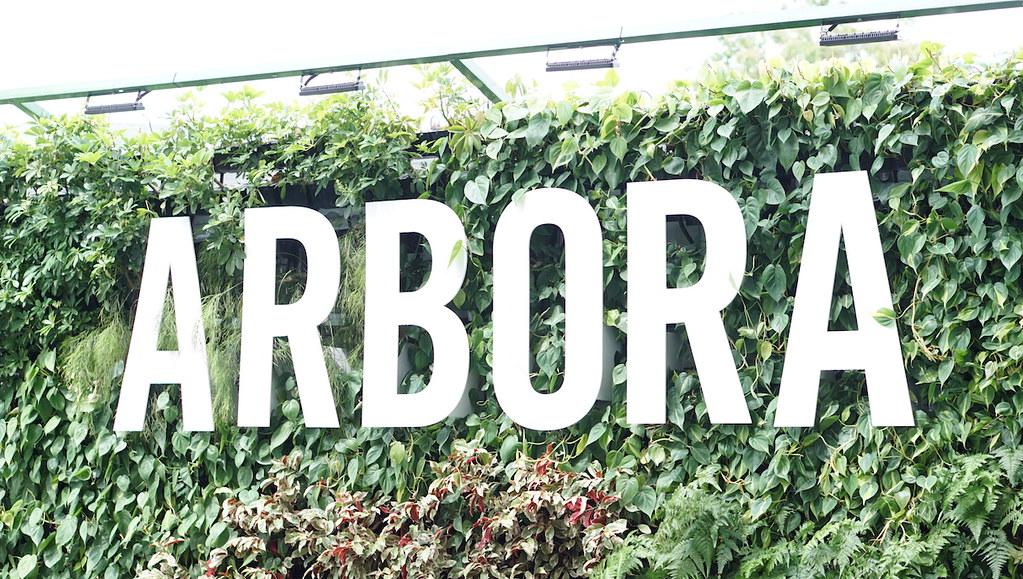 arbora restaurant