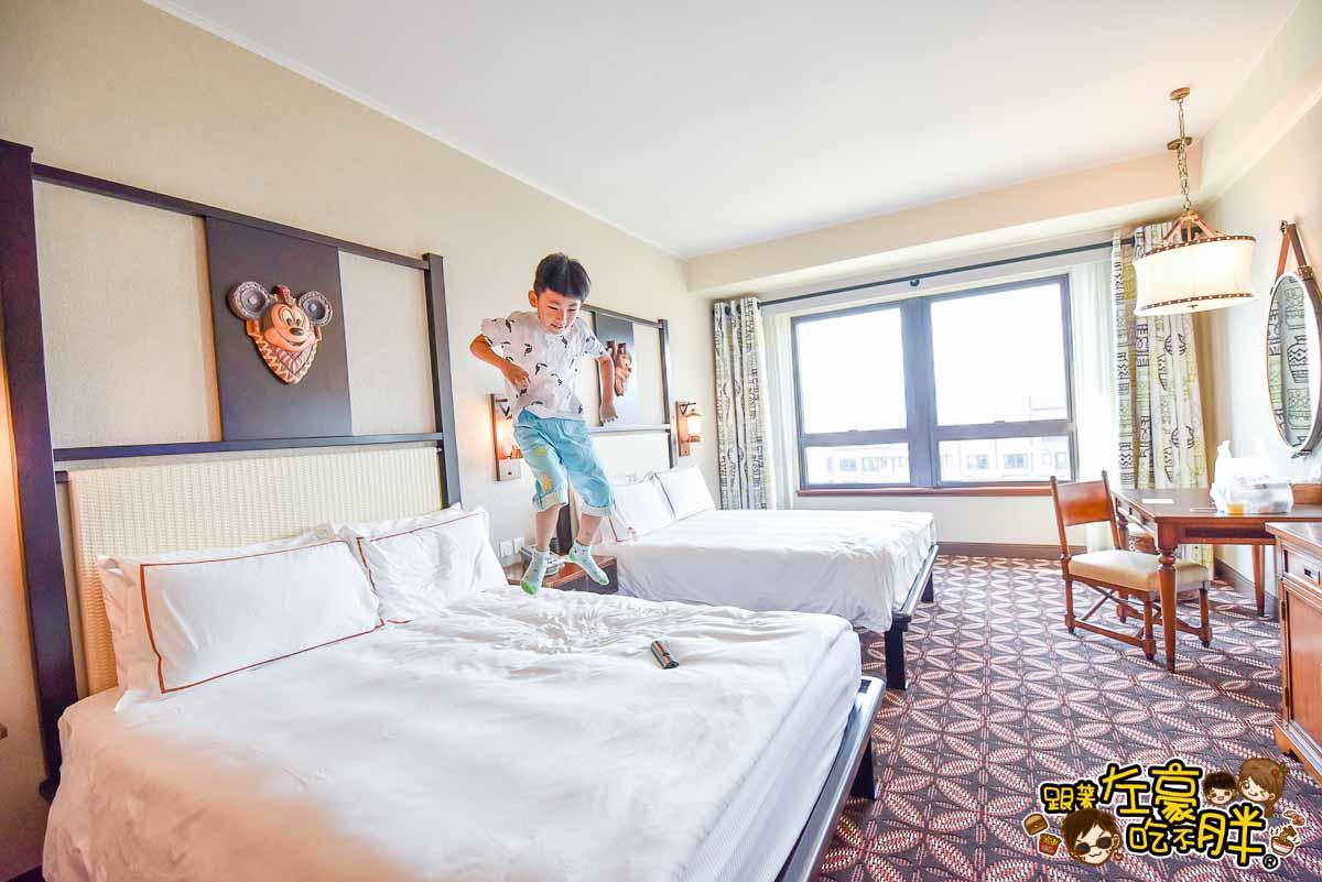 香港迪士尼探索家度假酒店-41