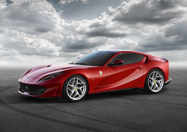 Comprar Ferrari 812
