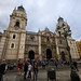 Cathedral of Lima, Peru by ` Toshio '