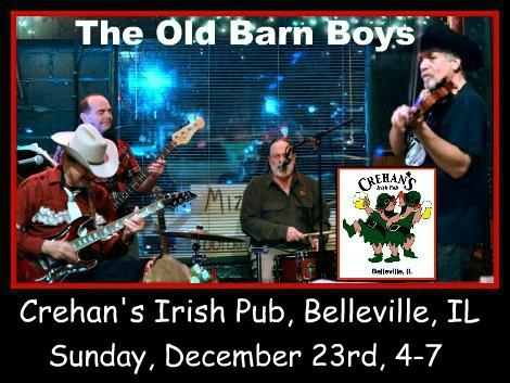 The Old Barn Boys 12-23-18