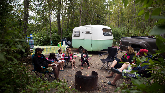Another record year for Alberta campgrounds