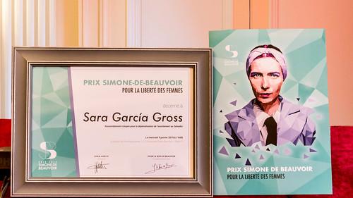 Prix Simone de Beauvoir 2019