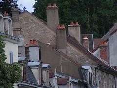 20080523 28250 Montbard Dach Fenster Schornsteine - Photo of Quincy-le-Vicomte