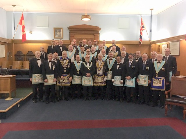 2019 01 02 Burlington Lodge Installation