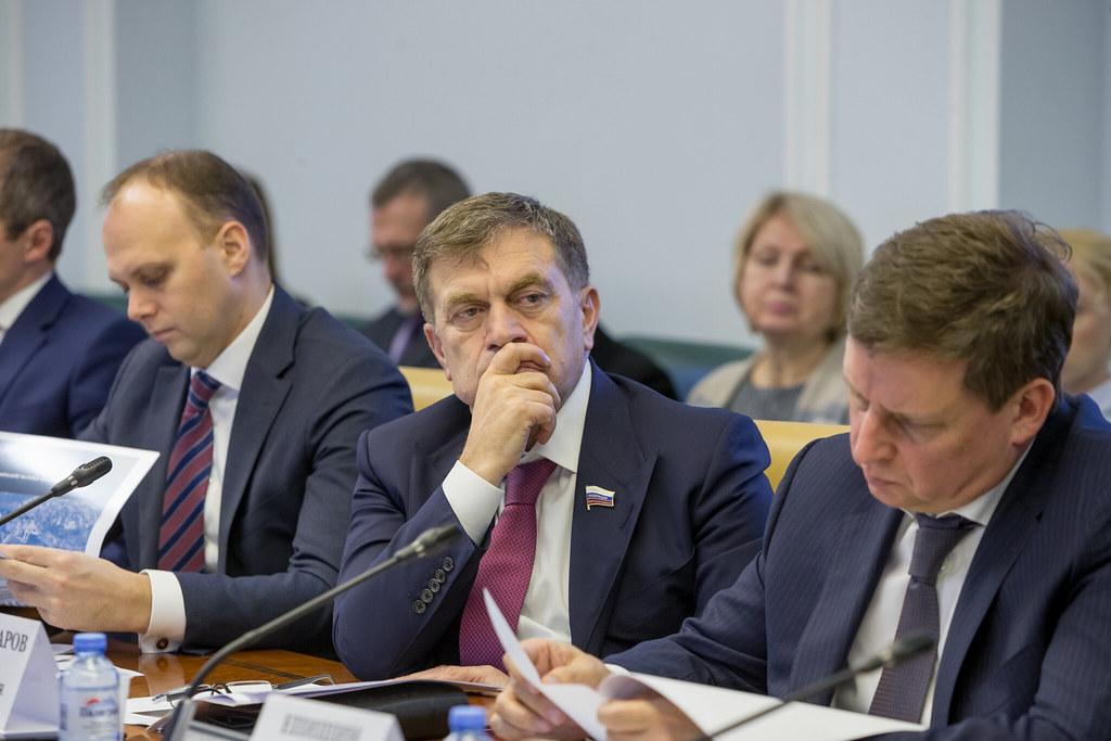 Совещание Комитета СФ по бюджету и финансовым рынкам по вопросам налогооблажения драгоценных металлов и драгоценных камней