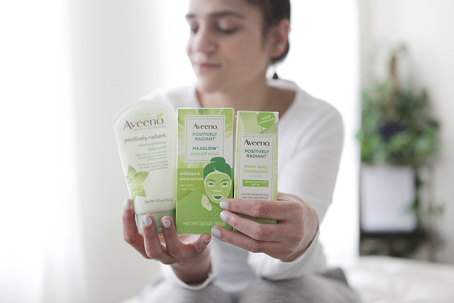Self Care With Aveeno