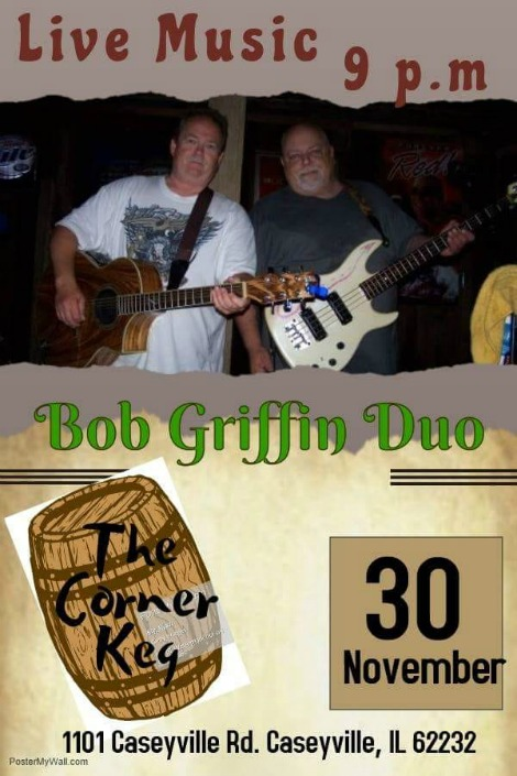 Bob Griffin Duo 11-30-18