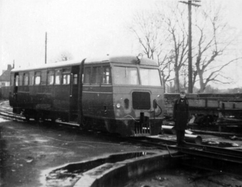 West Clare railcar