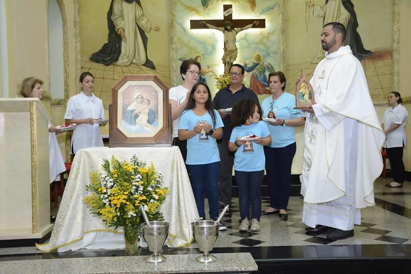Festa da Aliança e Coroação em Ubá/MG
