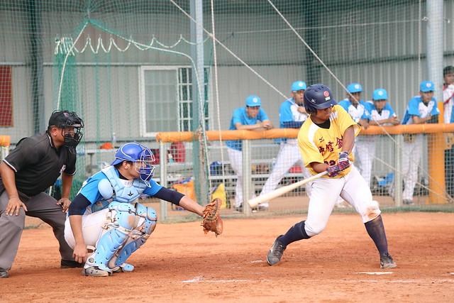 20181107梅花旗棒球賽vs.台東大學