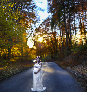 #germany #fall #panorama #nikon #d850 #fx #lightroom #mywife #pregnant #baby #shooting #wood #trees #sun #colorful #pregnancy #sigma #85mm #portrait