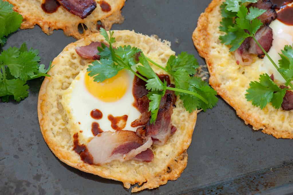Egg & Bacon Tacos-2