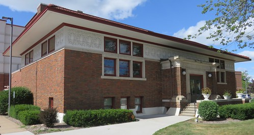 Carnegie Library (Merrill, Wisconsin)