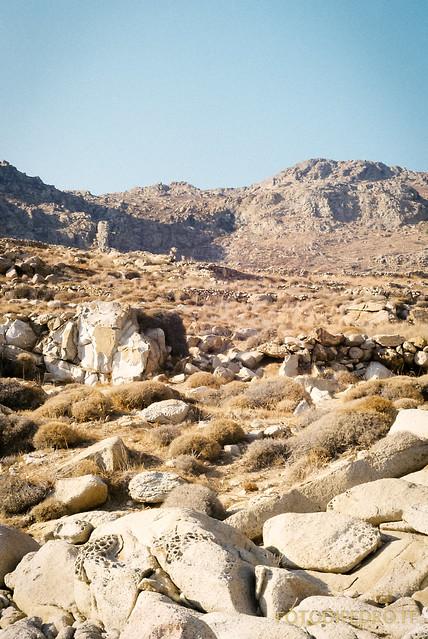 Serifos - Kalo Ampeli Rocks