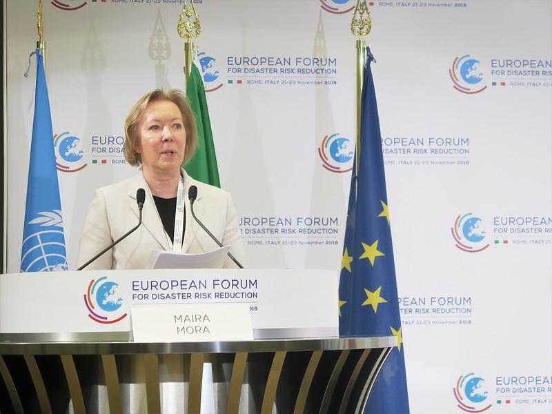 European Forum for Disaster Risk Reduction 2018