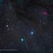 Meteor, Comet, Stars, and Nebulas!