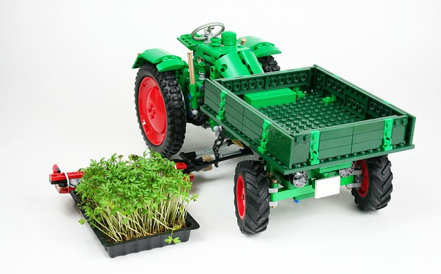 LEGO Fend GT Tractor