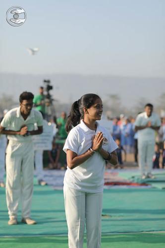 Devotees of Cricket Teams seeking blessings