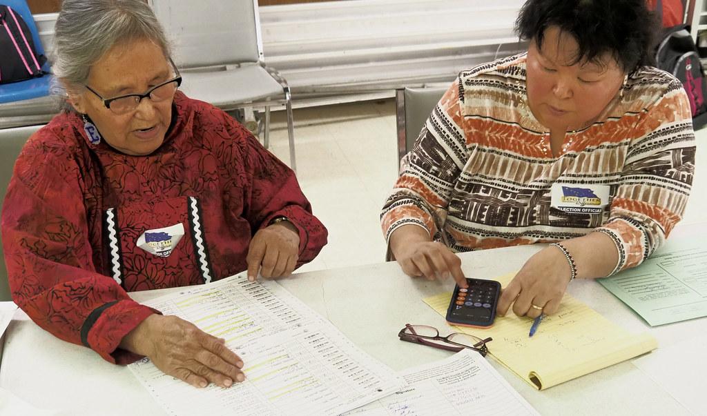Tallying up the ballots