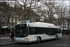 Heuliez Bus GX 317 GNV - Semitan (Société d'Économie MIxte des Transports en commun de l'Agglomération Nantaise) / TAN (Transports en commun de l'Agglomération Nantaise) n°479
