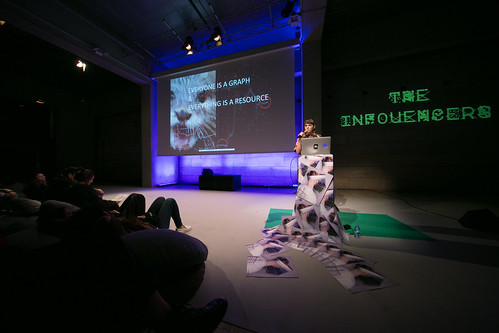 Katja Novitskova - The Influencers 2018