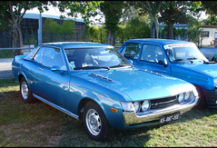 Toyota Celica ST coupé - Photo of Saint-Rémy