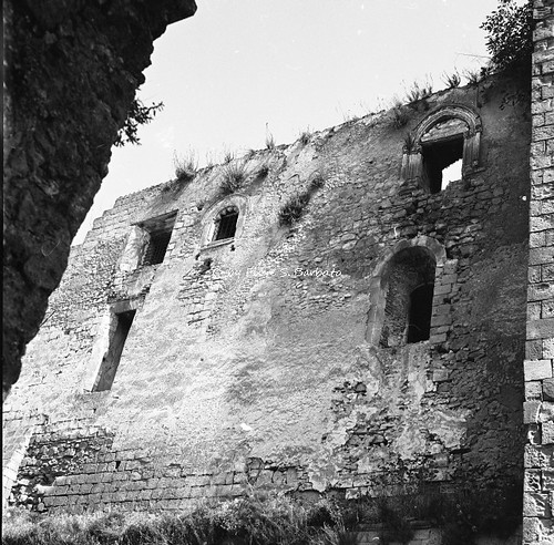 Carinola (CE), 1969, Palazzo Marzano.