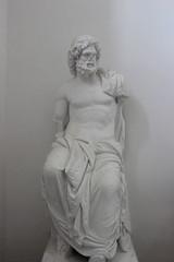 Roman statue, Mujahid Museum